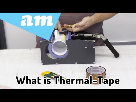 How Thermally Conductive Adhesive Transfer Tapes Works, Why You Need Thermal-Tape for Heat Press