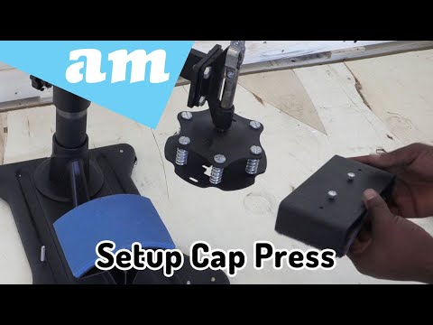 #SortIT Difference Between Heat Press Combo Extended Version and Standard, How Cap Press Works