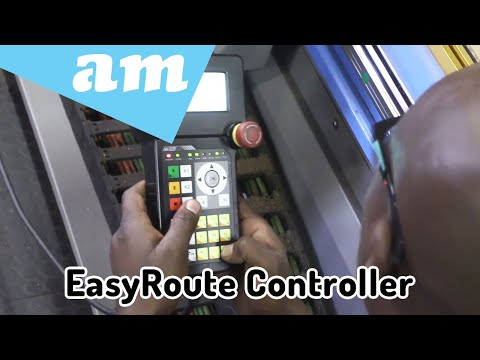 DSP Controller on AM.CO.ZA EasyRoute 3-Axis CNC Routers and Biesse Rover J FT NC Processing Centre